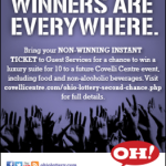 Ohio Lottery Ad